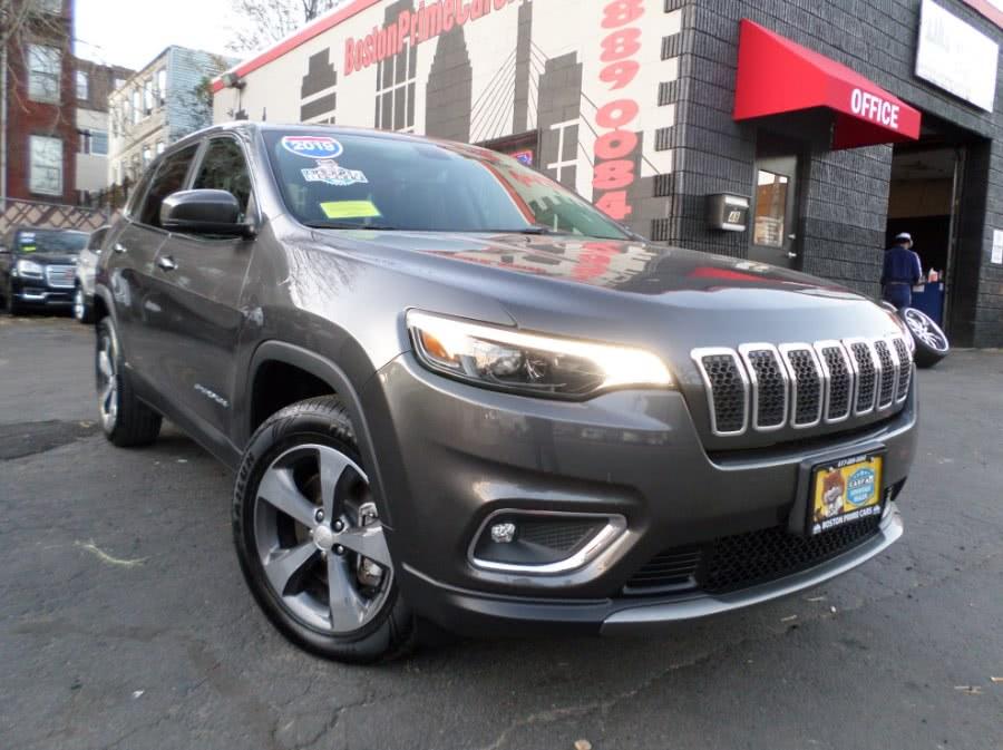 Used 2019 Jeep Cherokee in Chelsea, Massachusetts | Boston Prime Cars Inc. Chelsea, Massachusetts