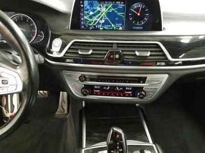 2016 BMW 7 Series 4dr Sdn 750i xDrive AWD, available for sale in Brooklyn, New York | E Cars . Brooklyn, New York