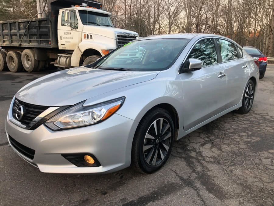 Used 2018 Nissan Altima in Harpswell, Maine | Harpswell Auto Sales Inc. Harpswell, Maine