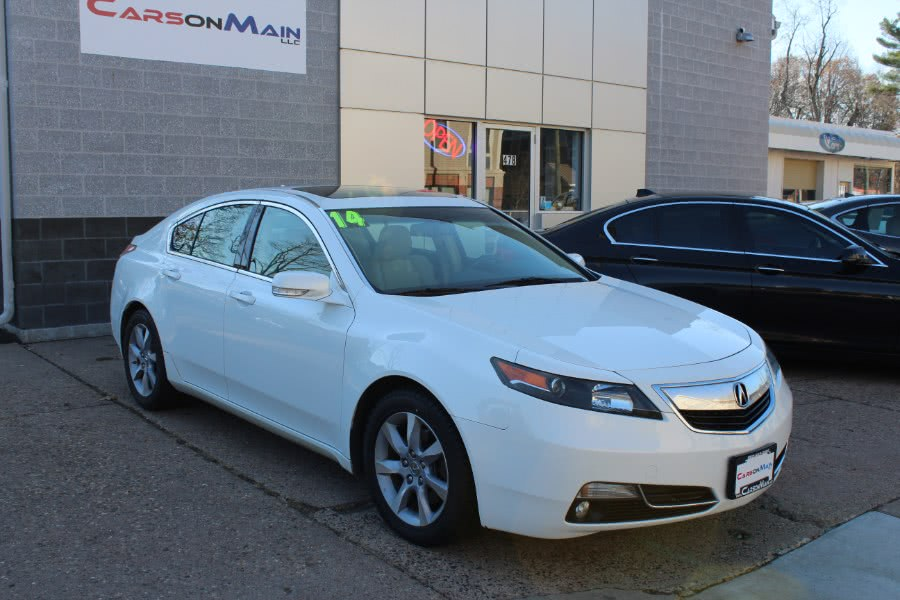Used 2014 Acura TL in Manchester, Connecticut | Carsonmain LLC. Manchester, Connecticut