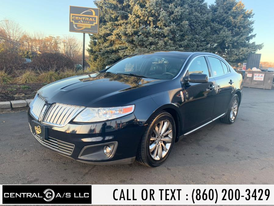 Used Lincoln MKS 4dr Sdn AWD 2009 | Central A/S LLC. East Windsor, Connecticut