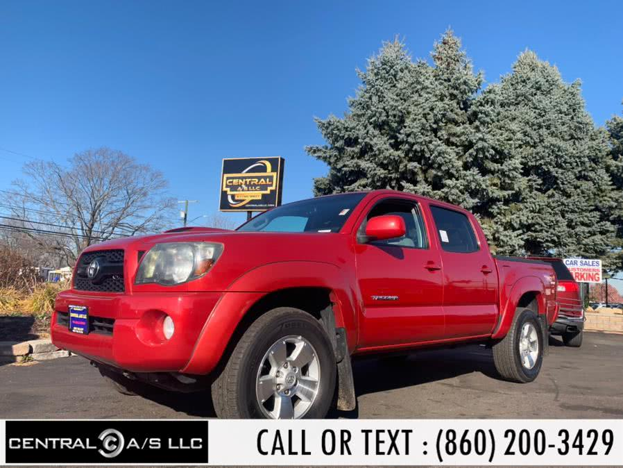 Used Toyota Tacoma 4WD Double V6 AT (Natl) 2011 | Central A/S LLC. East Windsor, Connecticut