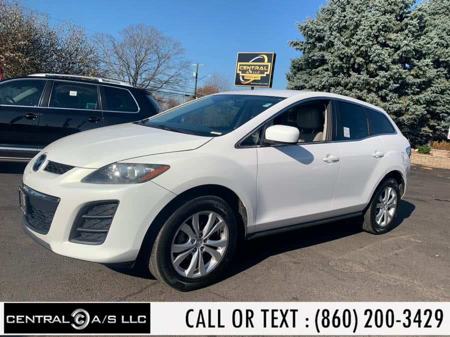 Used Mazda CX-7 AWD 4dr s Touring 2010 | Central A/S LLC. East Windsor, Connecticut