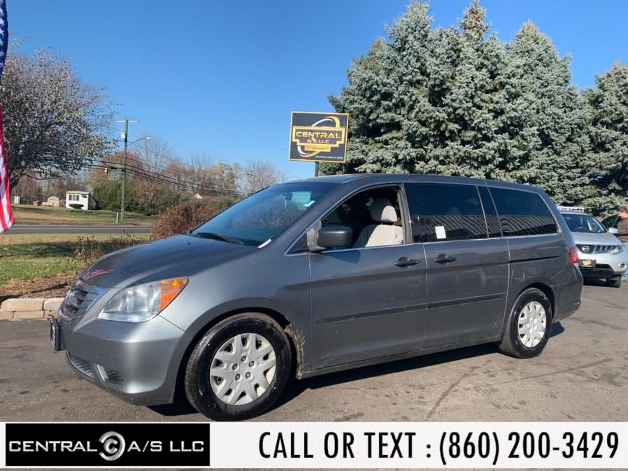 Used Honda Odyssey 5dr LX 2009 | Central A/S LLC. East Windsor, Connecticut