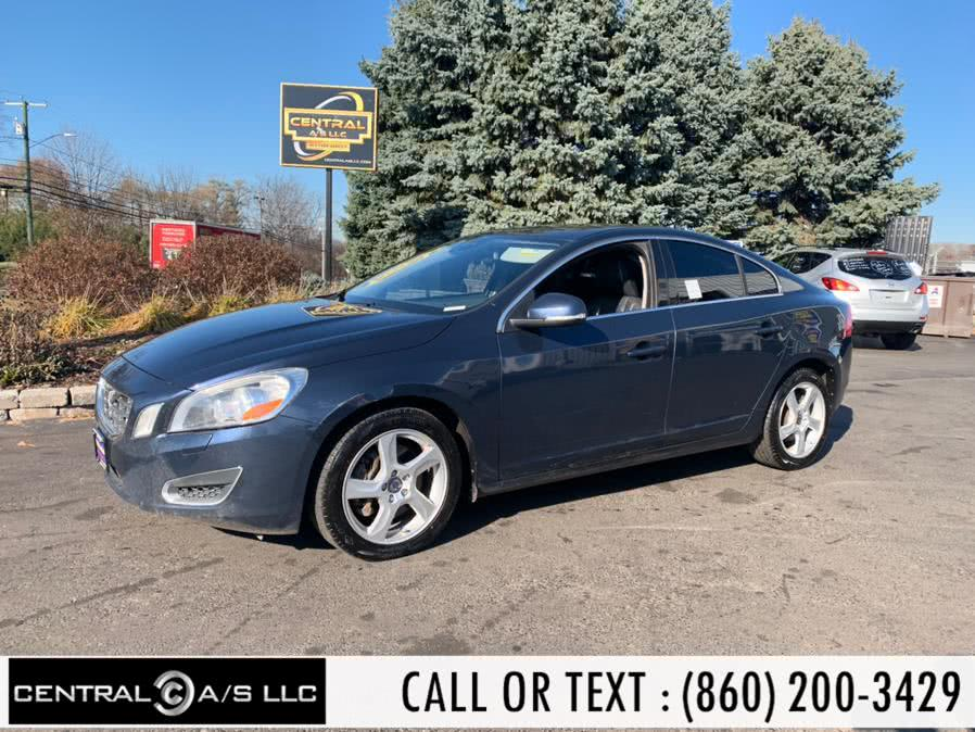 Used Volvo S60 FWD 4dr Sdn T5 w/Moonroof 2012 | Central A/S LLC. East Windsor, Connecticut
