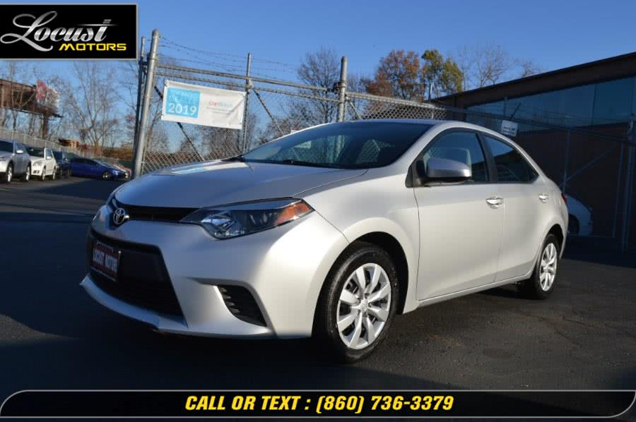 Used 2014 Toyota Corolla in Hartford, Connecticut | Locust Motors LLC. Hartford, Connecticut
