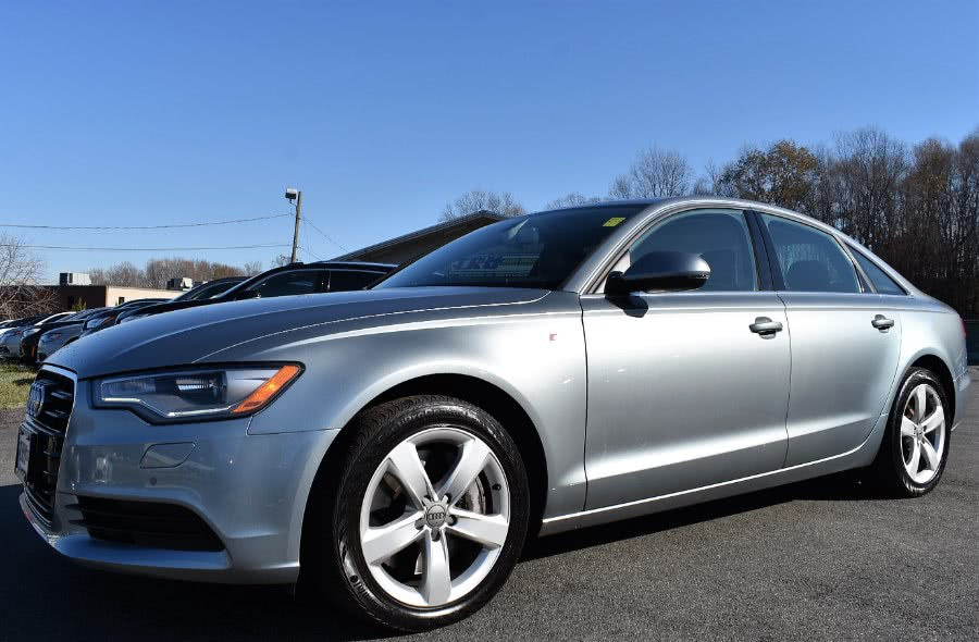 Used 2012 Audi A6 in Hartford, Connecticut | VEB Auto Sales. Hartford, Connecticut