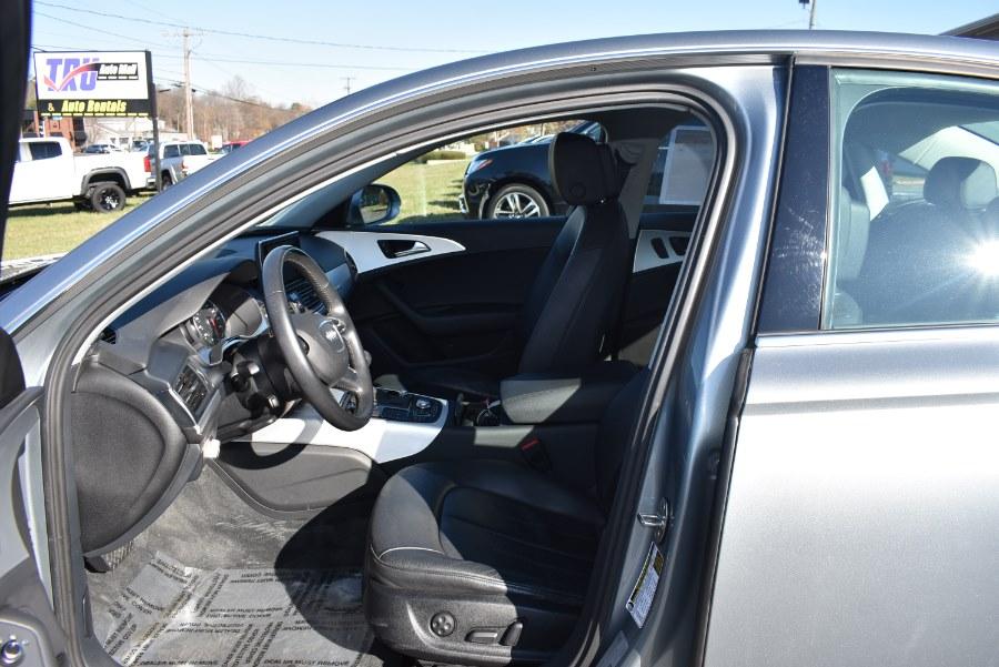 2012 Audi A6 4dr Sdn quattro 3.0T Premium Plus, available for sale in Hartford, Connecticut | VEB Auto Sales. Hartford, Connecticut