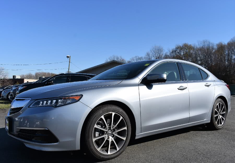 Used 2015 Acura TLX in Hartford, Connecticut | VEB Auto Sales. Hartford, Connecticut