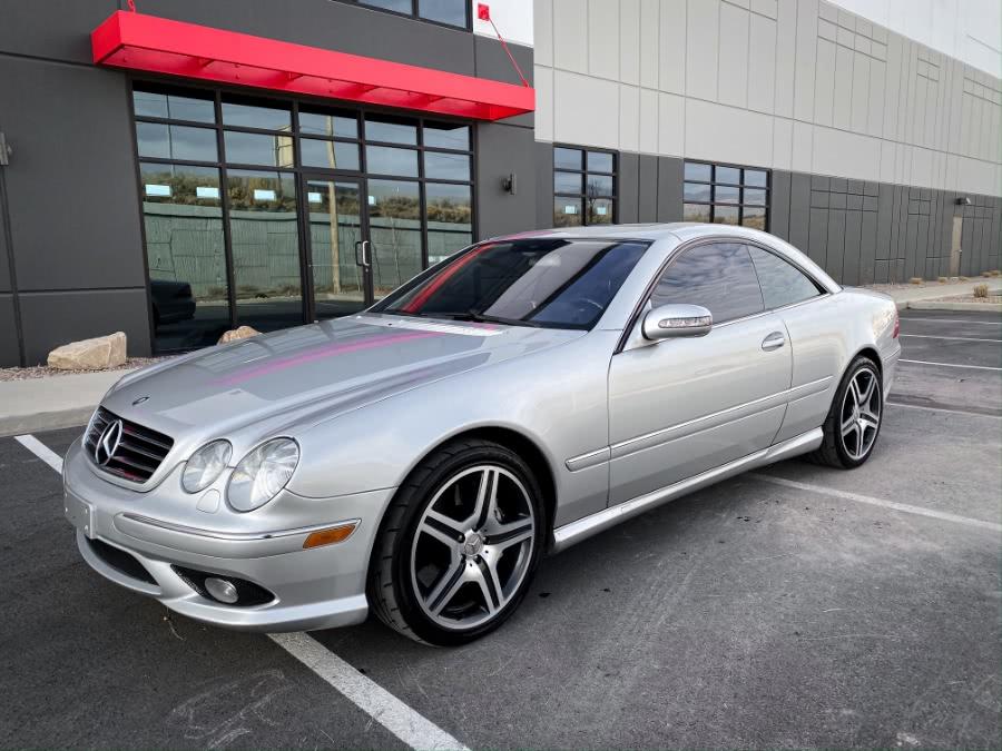 Used 2003 Mercedes-Benz CL-Class in Salt Lake City, Utah | Guchon Imports. Salt Lake City, Utah