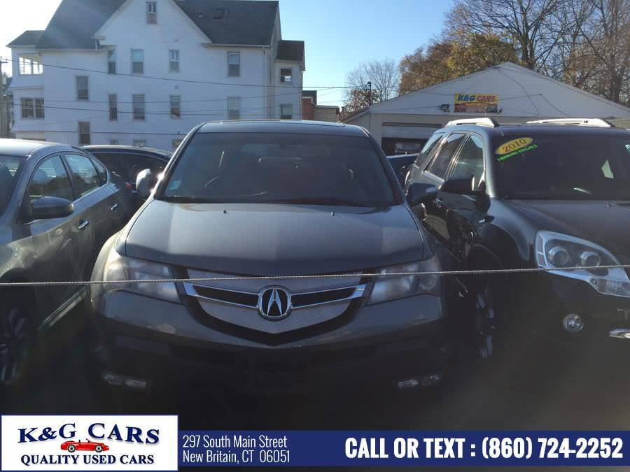 Used 2008 Acura MDX in New Britain, Connecticut | K and G Cars . New Britain, Connecticut