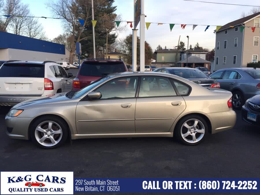 Used 2008 Subaru Legacy (Natl) in New Britain, Connecticut | K and G Cars . New Britain, Connecticut