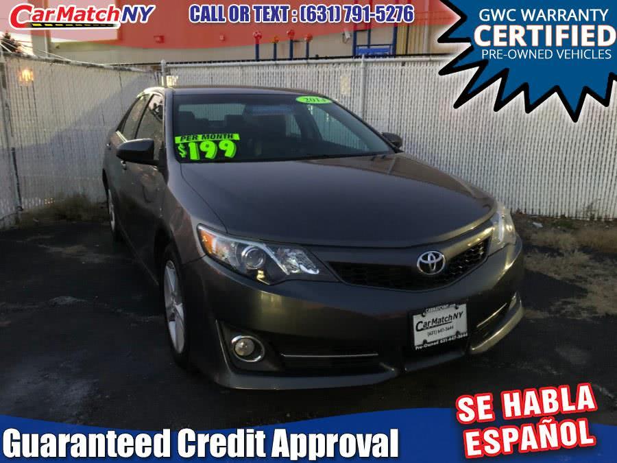 Used 2014 Toyota Camry in Bayshore, New York | Carmatch NY. Bayshore, New York