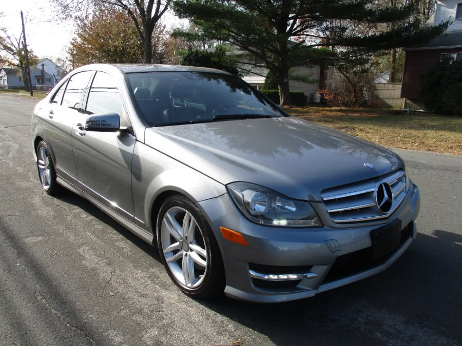 Used 2013 Mercedes-Benz C-Class in West Babylon, New York | New Gen Auto Group . West Babylon, New York
