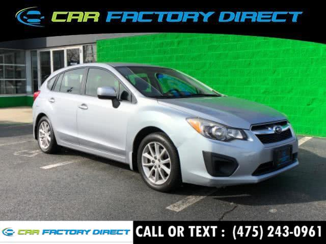 Used 2013 Subaru Impreza Wagon Awd in Milford, Connecticut | Car Factory Direct. Milford, Connecticut