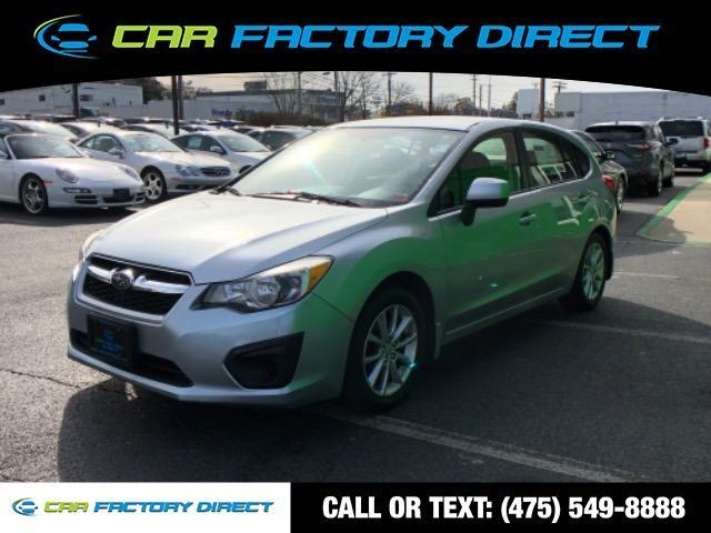 2013 Subaru Impreza Wagon Awd 2.0i Premium, available for sale in Milford, Connecticut | Car Factory Direct. Milford, Connecticut