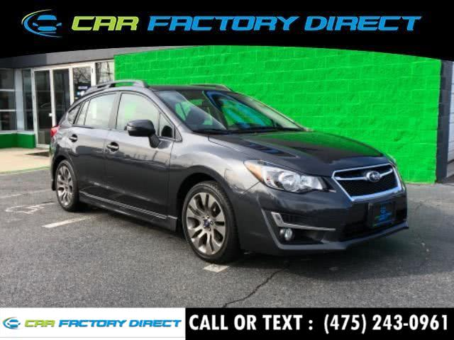 Used 2016 Subaru Impreza Wagon Awd in Milford, Connecticut | Car Factory Direct. Milford, Connecticut