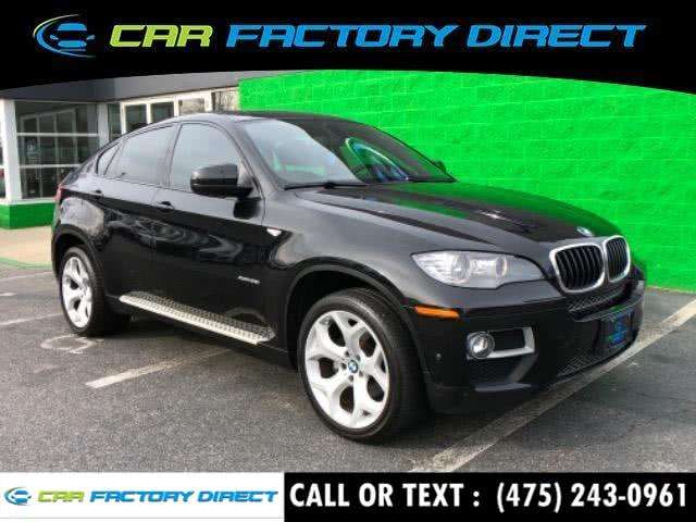 Used BMW X6 xDrive35i Sport Navigation 2014 | Car Factory Direct. Milford, Connecticut
