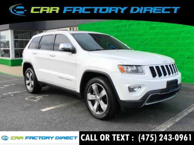 Used 2014 Jeep Grand Cherokee in Milford, Connecticut | Car Factory Direct. Milford, Connecticut