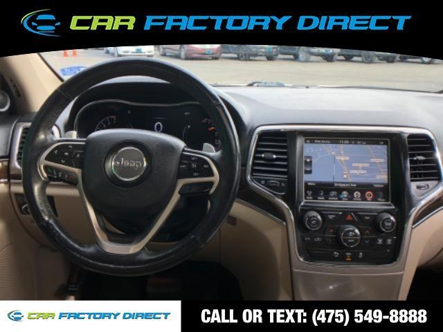 2014 Jeep Grand Cherokee Limited Navigation awd, available for sale in Milford, Connecticut   Car Factory Direct. Milford, Connecticut