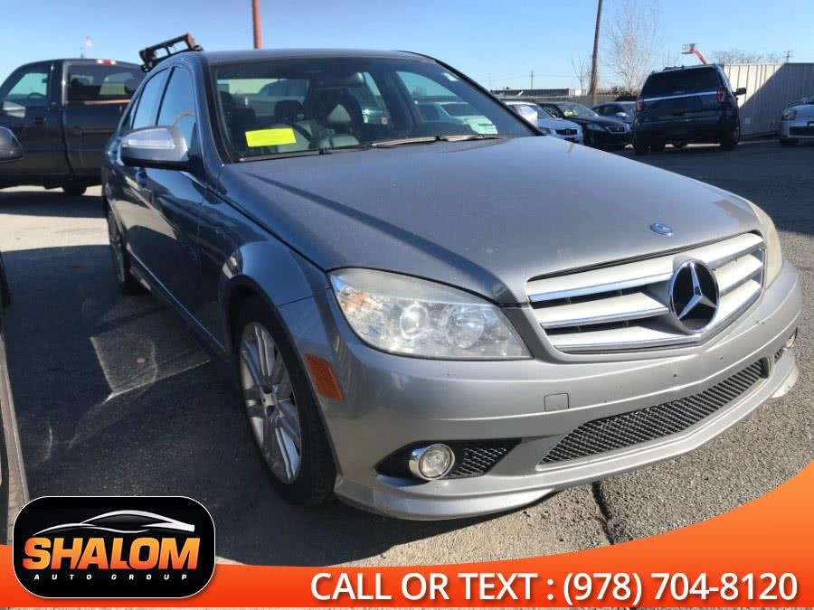 Used 2009 Mercedes-benz C-class in South Lawrence, Massachusetts | Shalom Auto Group LLC. South Lawrence, Massachusetts