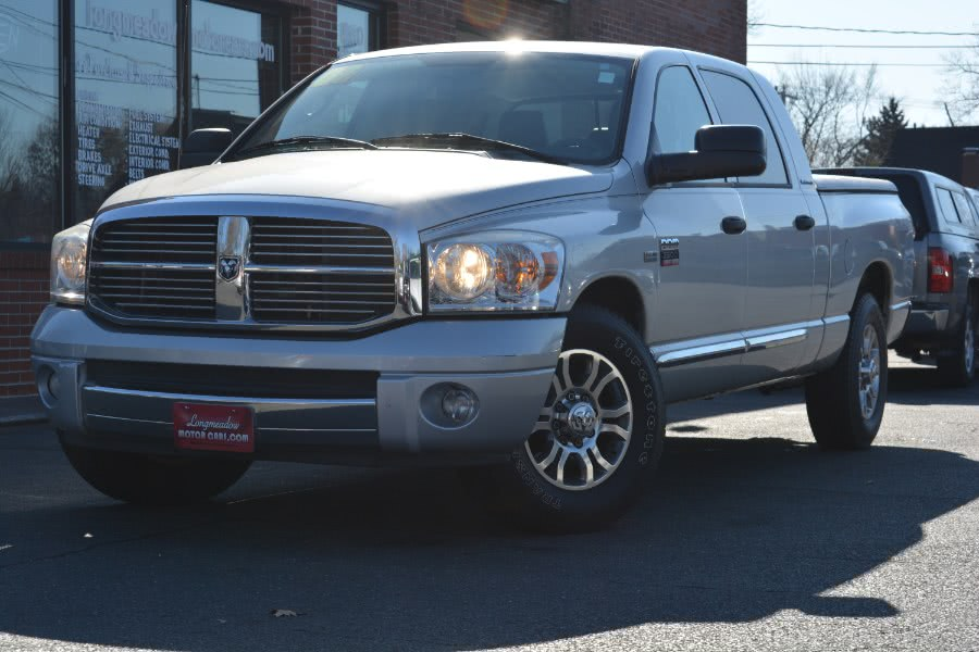 Used 2007 Dodge Ram 2500 in ENFIELD, Connecticut | Longmeadow Motor Cars. ENFIELD, Connecticut
