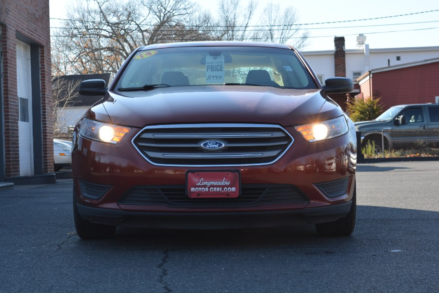 Used Ford Taurus 4dr Sdn SE FWD 2014 | Longmeadow Motor Cars. ENFIELD, Connecticut