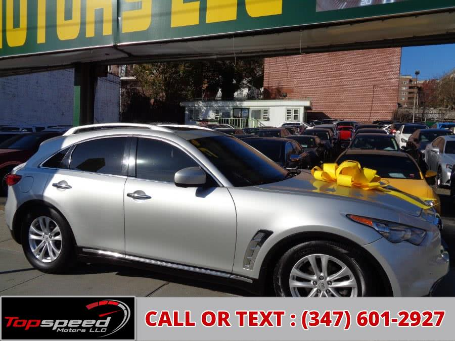 Used 2013 Infiniti FX37 AWD Premium Bose Sound in Jamaica, New York | Top Speed Motors LLC. Jamaica, New York