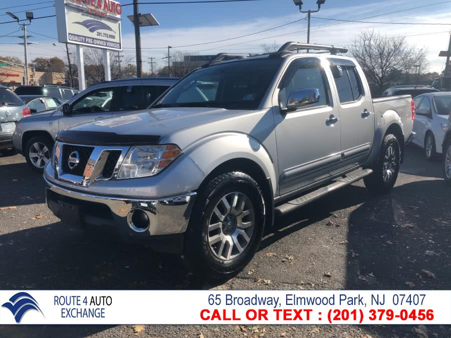 Used 2011 Nissan Frontier in Elmwood Park, New Jersey | Route 4 Auto Exchange. Elmwood Park, New Jersey