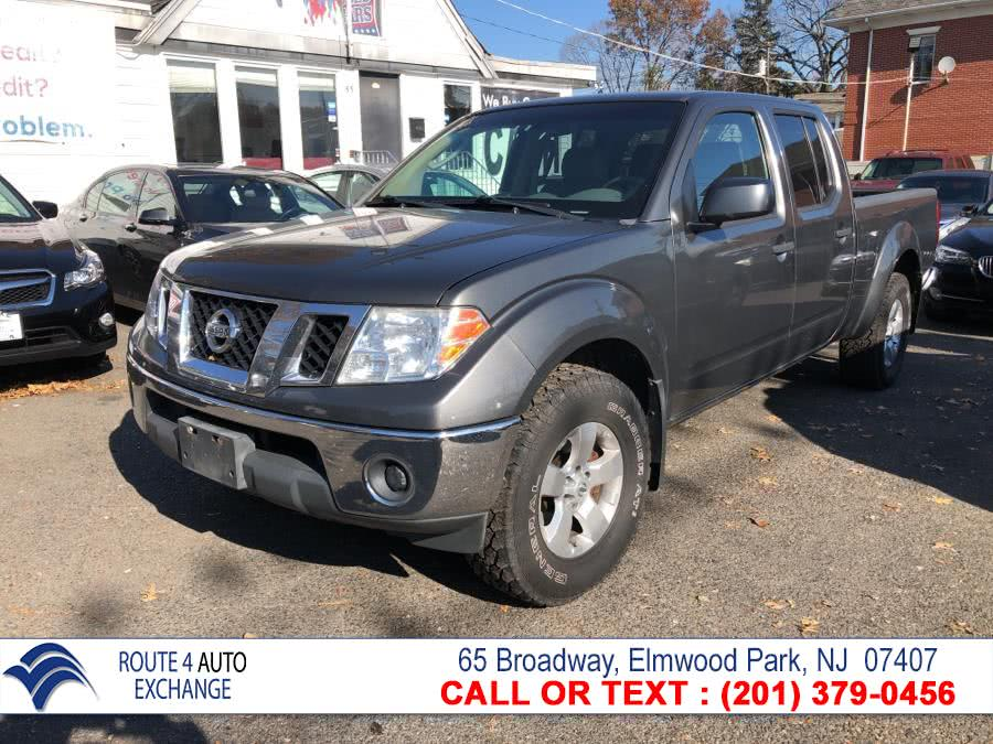 Used 2009 Nissan Frontier in Elmwood Park, New Jersey | Route 4 Auto Exchange. Elmwood Park, New Jersey