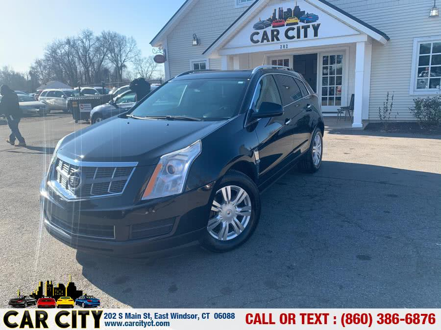 Used 2012 Cadillac SRX in East Windsor, Connecticut | Car City LLC. East Windsor, Connecticut