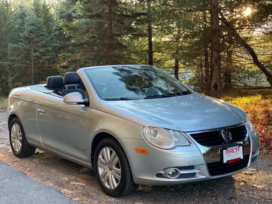 Used 2007 Volkswagen Eos in Canton , Connecticut | Bach Motor Cars. Canton , Connecticut