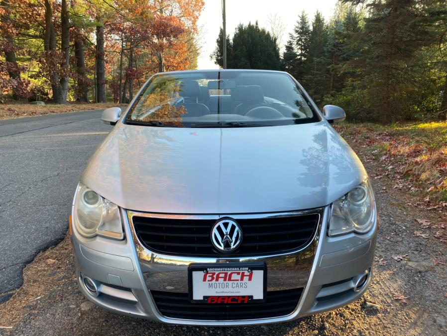 2007 Volkswagen Eos 2dr Convertible Manual, available for sale in Canton , Connecticut | Bach Motor Cars. Canton , Connecticut