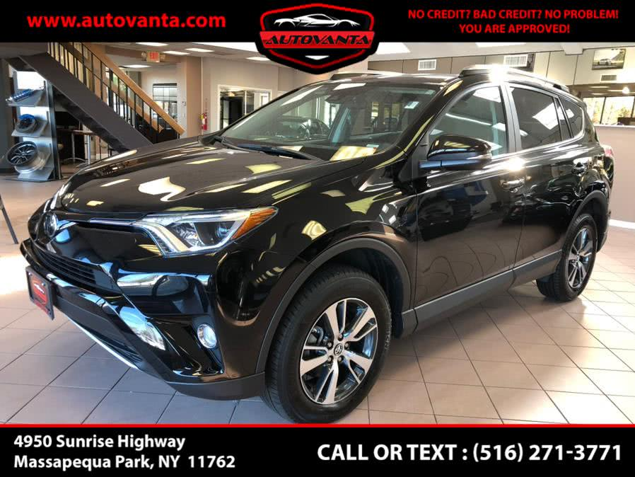 Used 2018 Toyota RAV4 in Massapequa Park, New York | Autovanta. Massapequa Park, New York
