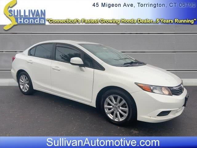Used Honda Civic EX 2012 | Sullivan Automotive Group. Avon, Connecticut