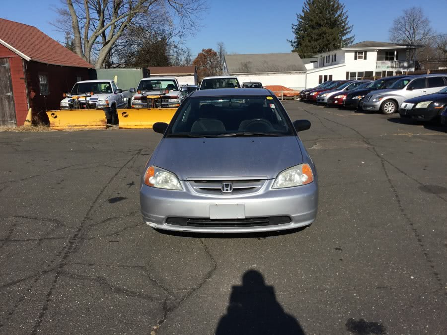 Used 2002 Honda Civic in East Windsor, Connecticut   CT Car Co LLC. East Windsor, Connecticut