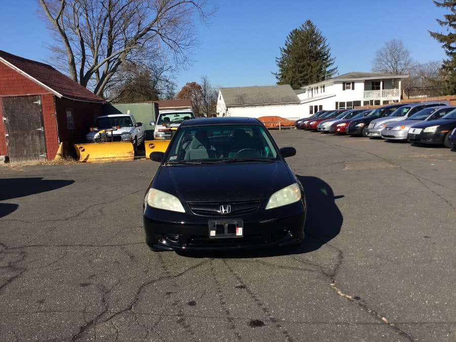 Used 2004 Honda Civic in East Windsor, Connecticut   CT Car Co LLC. East Windsor, Connecticut