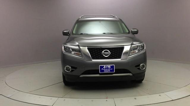 2016 Nissan Pathfinder 4WD 4dr Platinum, available for sale in Naugatuck, Connecticut | J&M Automotive Sls&Svc LLC. Naugatuck, Connecticut