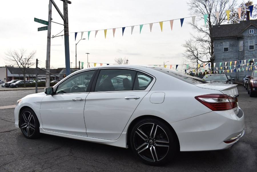 Used Honda Accord Sedan Sport SE CVT 2017 | VEB Auto Sales. Hartford, Connecticut