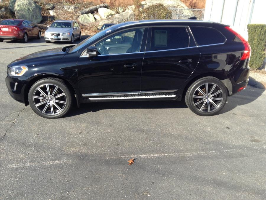 2015 Volvo XC60 2015.5 AWD 4dr T6 Platinum, available for sale in Groton, Connecticut | Eurocars Plus. Groton, Connecticut