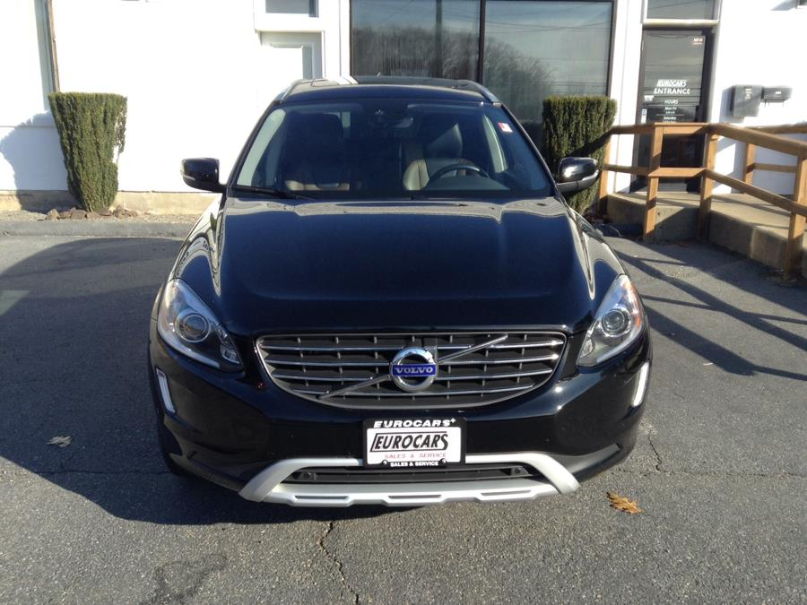 2017 Volvo XC60 T5 AWD Dynamic, available for sale in Groton, Connecticut | Eurocars Plus. Groton, Connecticut