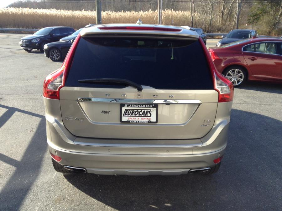 2016 Volvo XC60 AWD 4dr T6 Drive-E, available for sale in Groton, Connecticut | Eurocars Plus. Groton, Connecticut