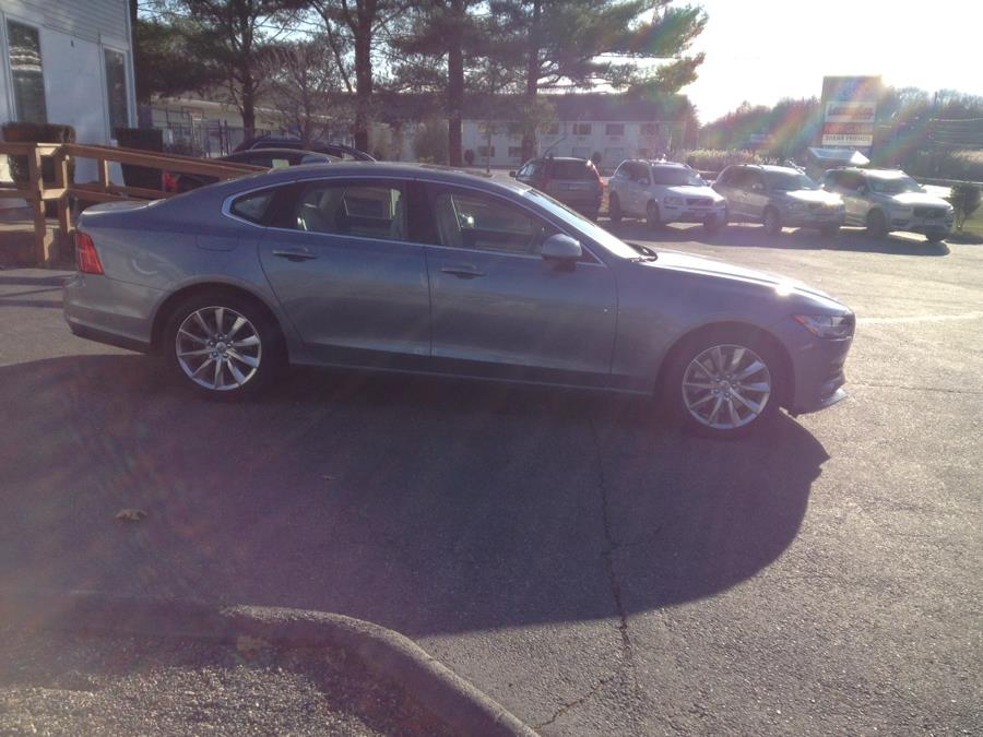 2017 Volvo S90 T6 AWD Momentum, available for sale in Groton, Connecticut | Eurocars Plus. Groton, Connecticut