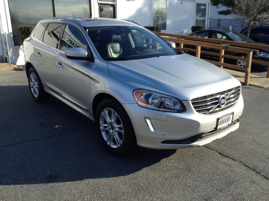 Used Volvo XC60 AWD 4dr T5 Premier 2016   Eurocars Plus. Groton, Connecticut