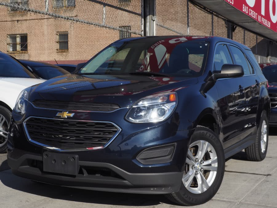 Used 2016 Chevrolet Equinox in Jamaica, New York | Hillside Auto Mall Inc.. Jamaica, New York