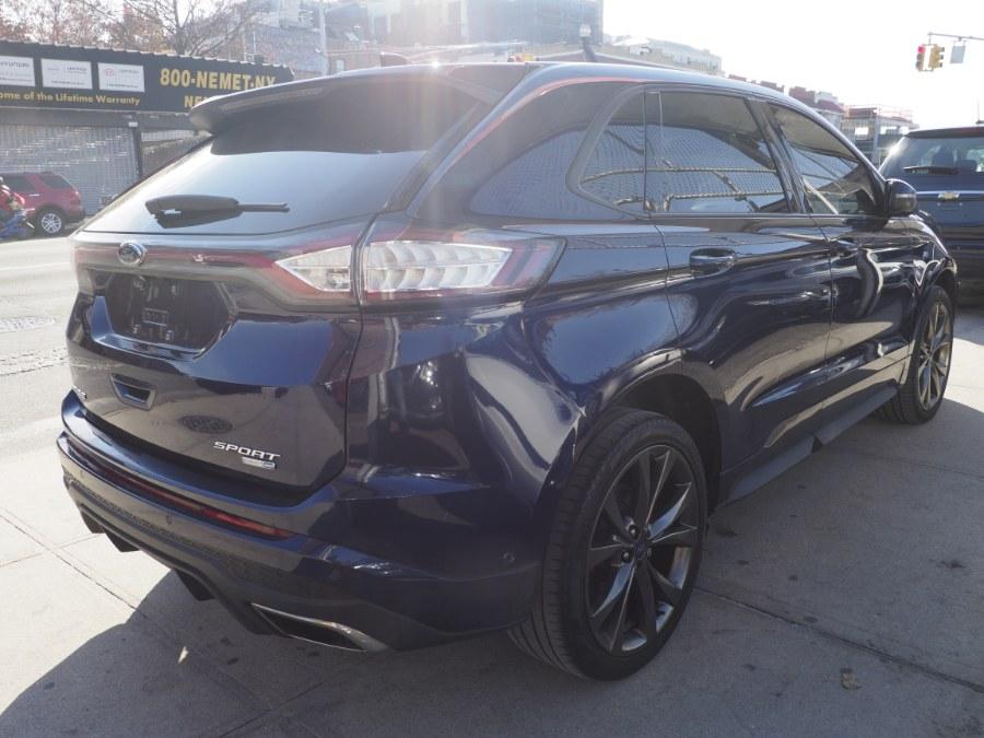 Used Ford Edge 4dr Sport AWD 2016   Hillside Auto Mall Inc.. Jamaica, New York