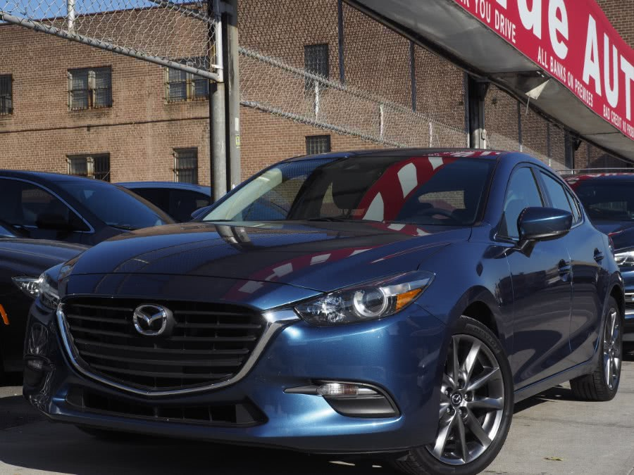 2018 Mazda Mazda3 5-Door Touring Auto, available for sale in Jamaica, New York | Hillside Auto Mall Inc.. Jamaica, New York