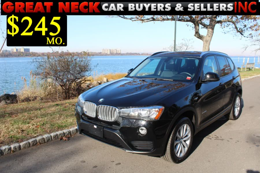 Used 2017 BMW X3 in Great Neck, New York