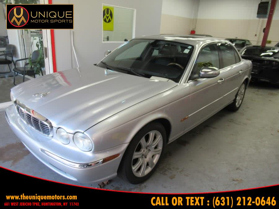 Used 2004 Jaguar XJ in Huntington, New York | Unique Motor Sports. Huntington, New York