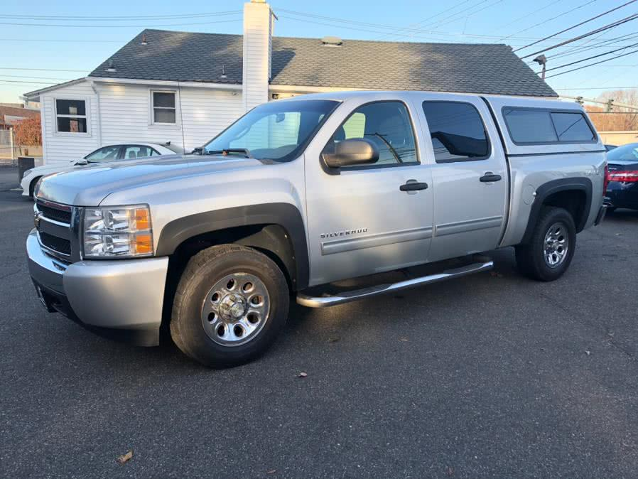Used 2011 Chevrolet Silverado 1500 in Milford, Connecticut | Chip's Auto Sales Inc. Milford, Connecticut